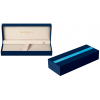 Ручка роллер Waterman Carene Obsession Blue Lacquer / Gunmetal 1904560