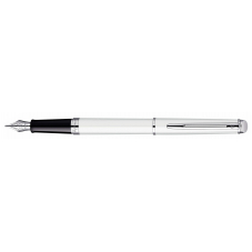 Перьевая ручка Waterman Hemisphere, White CT