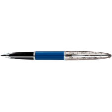 Перьевая ручка Waterman Carene Contemporary Blue and Gunmetal ST