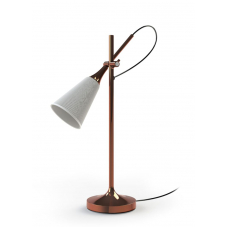 "Лампа настольная ""Jamz Reading Lamp. Copper"" Lladro"