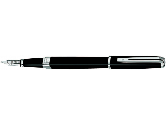 Перьевая ручка Waterman Exception Slim Black ST