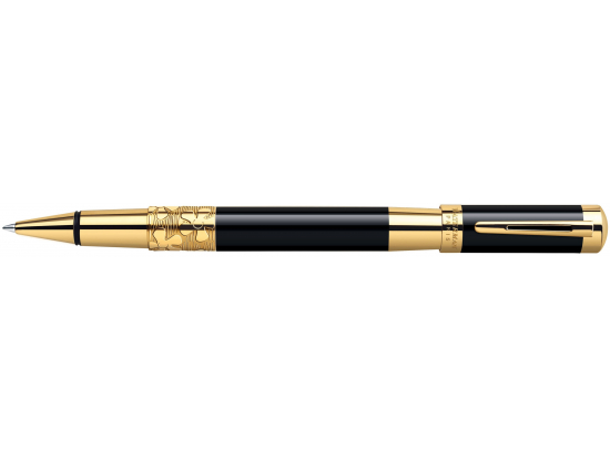 Ручка роллер Waterman Elegance Black GT