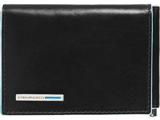 Портмоне Blue Square Black Piquadro